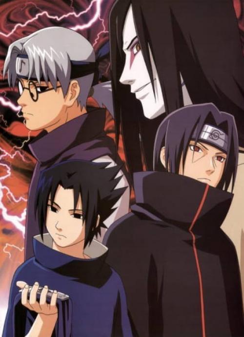 Naruto นารูโตะ นินจาจอมคาถา ตอนที่ 1-220 จบ พากย์ไทย